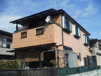 F様邸 外壁屋根塗装事例