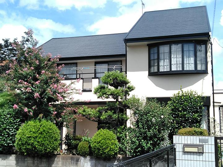 Y様邸 外壁屋根塗装事例