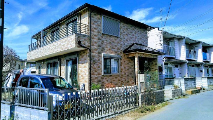 川越市S様邸 外壁屋根塗装事例