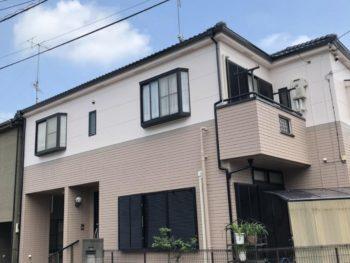 川越市 O様邸 屋根・外壁塗装工事