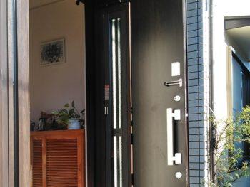 T様邸 玄関ドア入替え工事