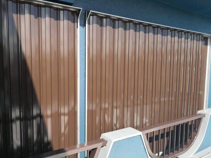 川合住宅設備(株)の塗装工事⑦