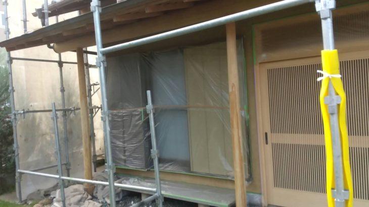 川越市H様邸 外壁塗装工事④